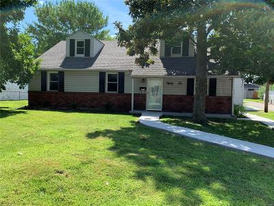 St Louis City County Single Family Home For Sale: 8010 Waddell Avenue