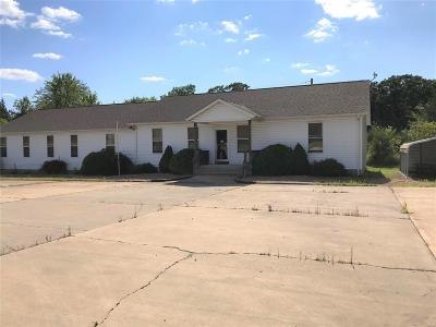 Crawford County Commercial For Sale: Hwy P