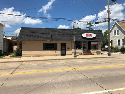 Franklin County Commercial For Sale: 111 North 1st