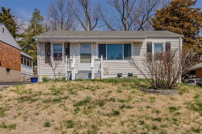 St Louis Single Family Home For Sale: 8621 Ardelia Avenue