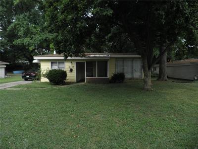 Single Family Home For Sale: 6827 Woodhurst