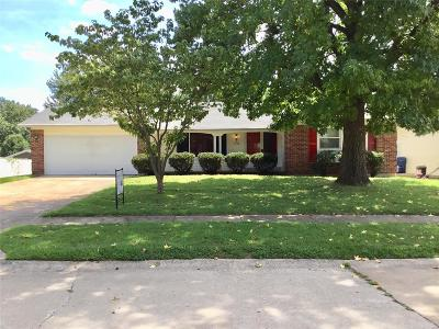 Single Family Home For Sale: 1570 Ranchwood