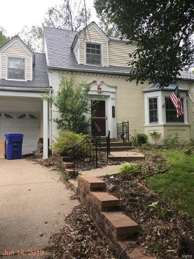 Single Family Home For Sale: 7624 Stanford Avenue