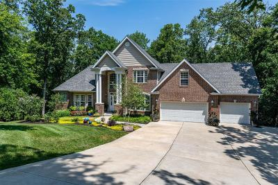 Franklin County Single Family Home For Sale: 352 Whispering Forest Lane