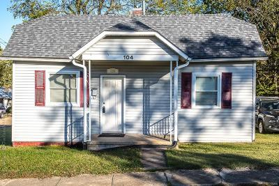 Bonne Terre Single Family Home For Sale: 104 South Norwine