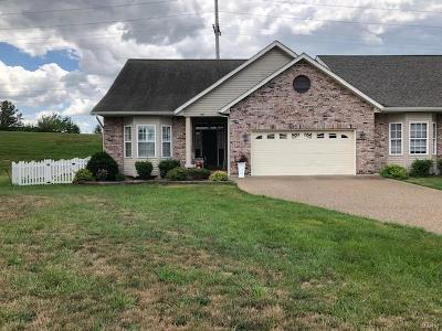 Lincoln County Single Family Home For Sale: 340 Royal Bluff Court
