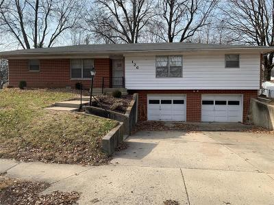 Fairview Heights Multi Family Home For Sale: 126 Union Hill Drive
