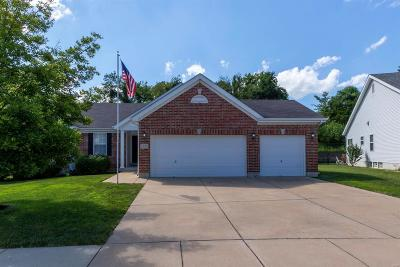 Arnold Single Family Home For Sale: 1225 Woodside