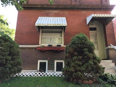 St Louis City County Single Family Home For Sale: 4658 Rosa Avenue