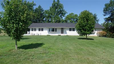 Hannibal MO Single Family Home For Sale: $209,000
