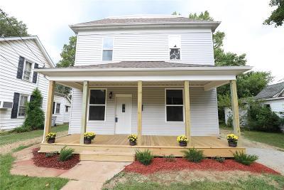 Farmington Single Family Home For Sale: 317 West College Street