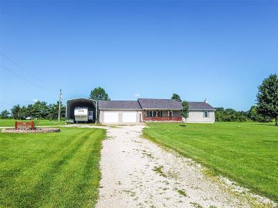 Single Family Home For Sale: 297 Horse Shoe