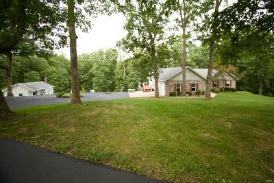 Troy Single Family Home For Sale: 420 Addison Lane