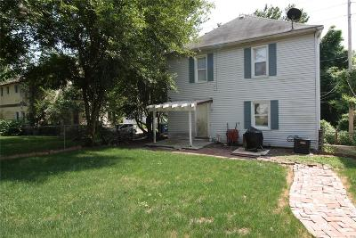 Alton Single Family Home For Sale: 1108 Quincy
