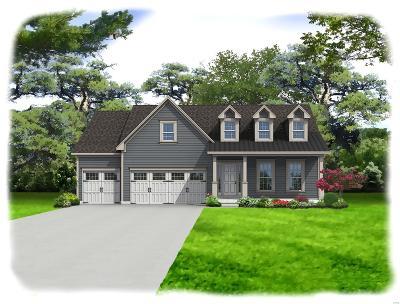 Wildwood MO Single Family Home For Sale: $444,900