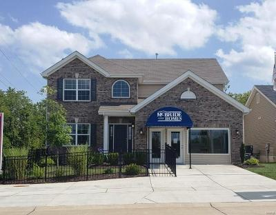 Wentzville Single Family Home For Sale: 449 Jockeys Run Drive