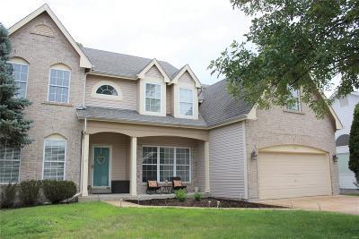 Eureka Single Family Home For Sale: 714 Vista Hills Ct