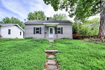 Edwardsville Single Family Home For Sale: 830 Klein Avenue