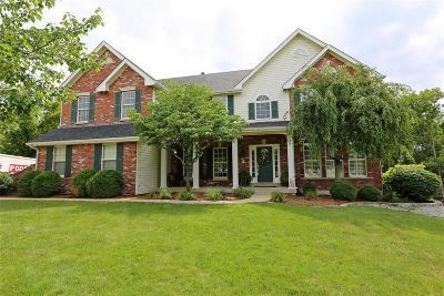 O'Fallon Single Family Home For Sale: 787 Cypress Knoll Drive