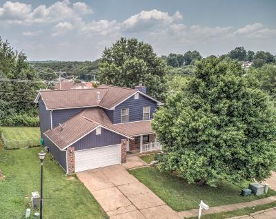 Arnold Single Family Home For Sale: 2915 Shelley Lynn