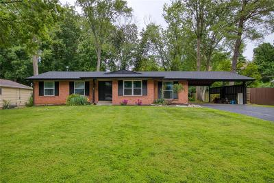 St Louis Single Family Home For Sale: 1016 Wappapello Lane