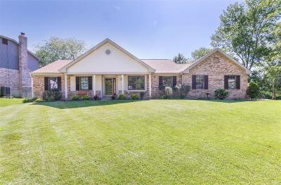 Chesterfield Single Family Home For Sale: 2348 Fairwood Forest Court