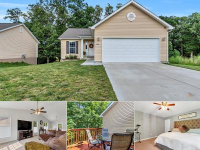 Wright City Single Family Home For Sale: 522 Indian Lake Drive