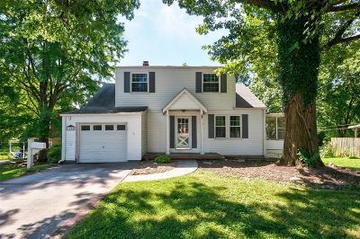 Belleville IL Single Family Home For Sale: $114,900