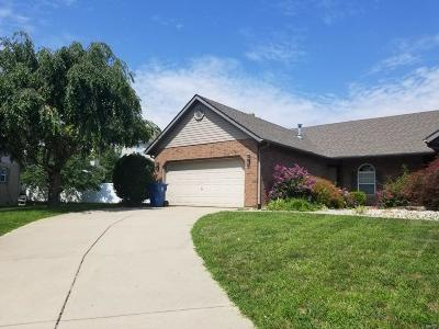 Belleville Single Family Home For Sale: 355 Radcliff Drive