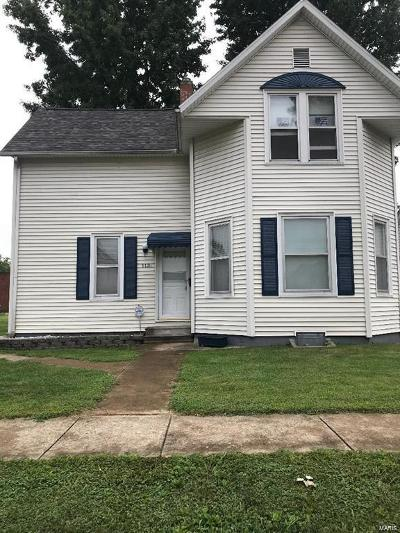 O'Fallon Multi Family Home For Sale: 113 East Third Street