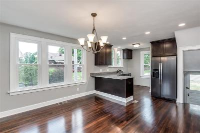 Belleville Single Family Home For Sale: 15 North 38th Street