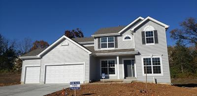 Lake St Louis Single Family Home For Sale: 634 Creek Bend Drive
