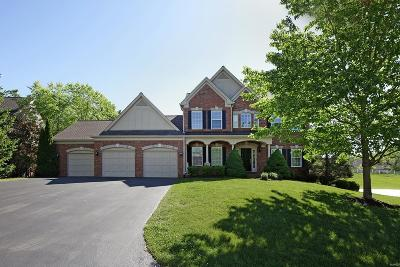 Franklin County Single Family Home For Sale: 882 Cabernet Lane