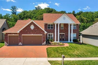 High Ridge Single Family Home For Sale: 1049 Bridlewood Valley Pointe