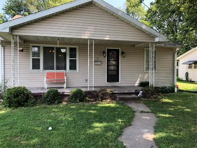 Jerseyville Single Family Home For Sale: 905 West Spruce Street
