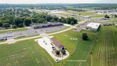 Wood River Commercial For Sale: Lakin Boulevard