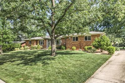 Lake St Louis Single Family Home For Sale: 97 Champagne Drive