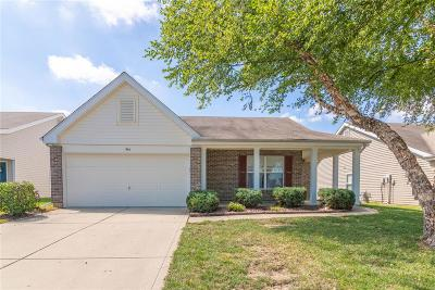 Belleville Single Family Home For Sale: 1746 Baxston Court
