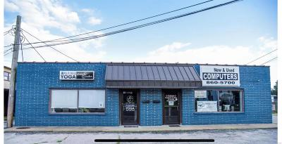 Franklin County Commercial For Sale: 112 West Euclid Avenue