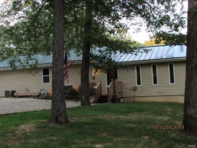 De Soto Single Family Home For Sale: 4264 Old State
