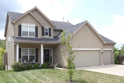 Eureka Single Family Home For Sale: 5556 Mirasol Manor