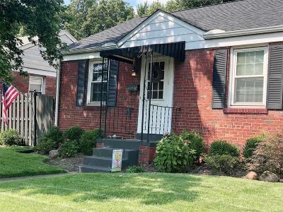 Granite City Single Family Home For Sale: 2525 East 27th Street