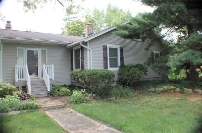 Kirkwood Single Family Home For Sale: 1612 Dougherty Ferry