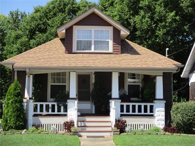 Belleville IL Single Family Home For Sale: $79,900