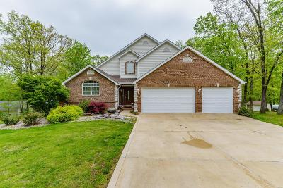 St Charles County Single Family Home For Sale: 602 Saffron Court