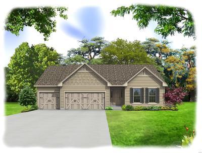Wentzville Single Family Home For Sale: Sierra@carlton Glen