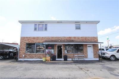 Sullivan Commercial For Sale: 741 West Springfield