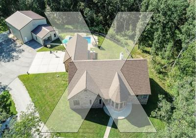 Wentzville Single Family Home For Sale: 30 Hoffman Hills Drive