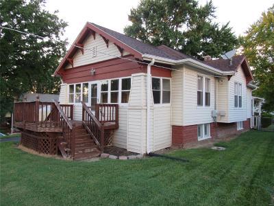 Alton Single Family Home For Sale: 2404 Judson Avenue