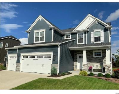 St Peters Single Family Home For Sale: 18 Meadow Vista Court